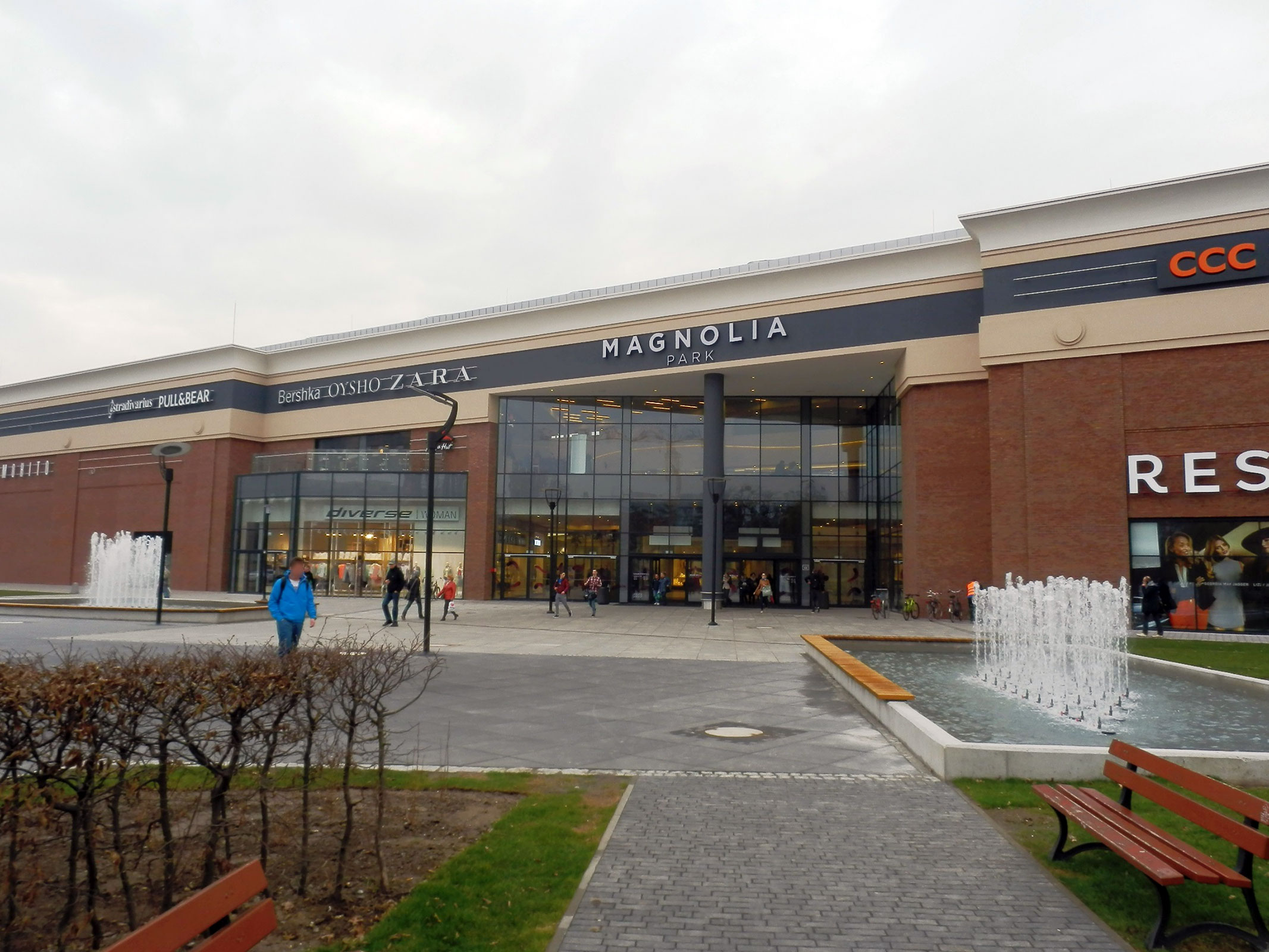 Magnolia Shopping Centre